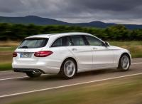 MERCEDES C-SERİSİ ESTATE