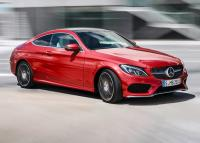 MERCEDES-BENZ C-SERİSİ COUPE