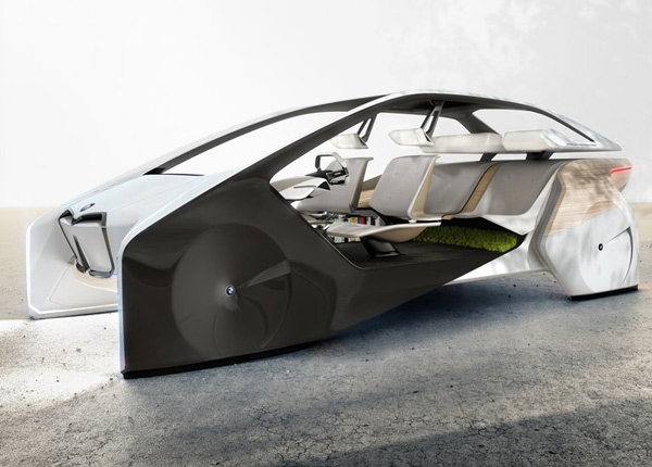 BMW i-INSIDE FUTURE CONCEPT