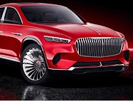 VISION MAYBACH ULTIMATE LUXURY CONCEPT