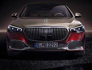 2021 MERCEDES-MAYBACH S-SERİSİ