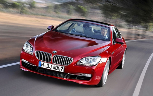 BMW 6-SERİSİ COUPE