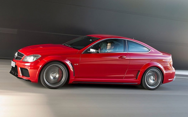 MERCEDES C63 AMG COUPE B.S.