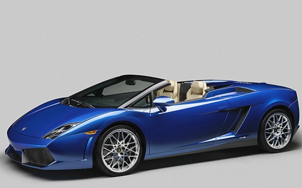 GALLARDO LP550-2 SPYDER