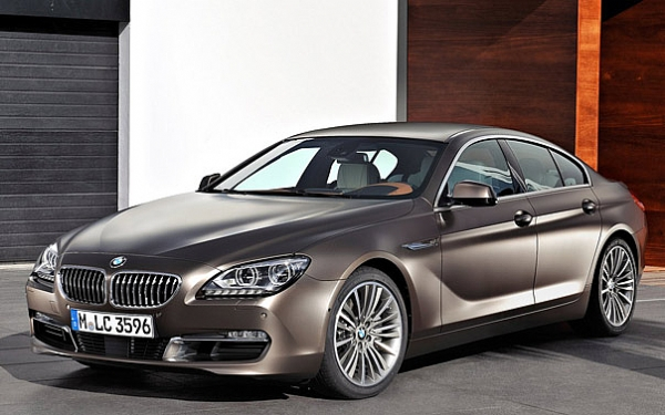 BMW 6-SERİSİ GRAN COUPE