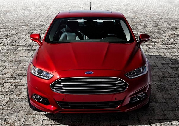 2013 FORD FUSION (MONDEO)