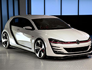 VW GOLF DESIGN EDITION GTI
