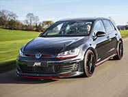 VW GOLF GTI (VII) DARK EDITION