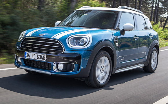 Test: MINI Countryman