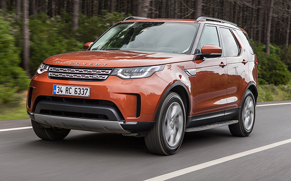 Test: Land Rover Discovery