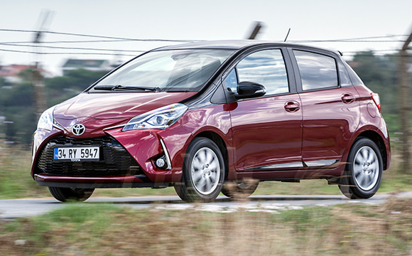 Test: Toyota Yaris 1.5