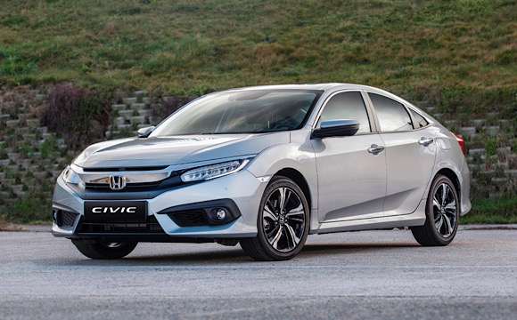 CR-V ve Civic Sedan'da kredi kampanyası