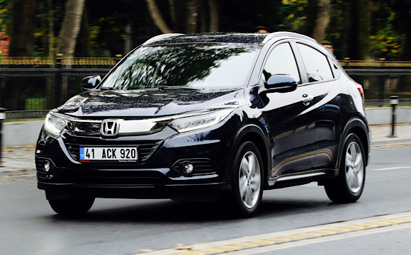 Test: Honda HR-V