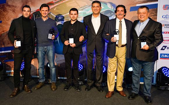 Castrol Ford Team Türkiye'den sezon sonu partisi
