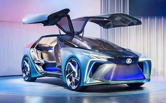Lexus elektrikli geleceğe hazırlanıyor