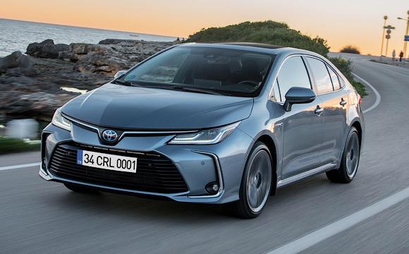 Toyota'nın hibrit satışları yüzde 217 arttı