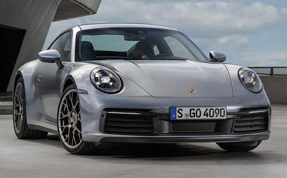 Yeni Porsche 911 Türkiye'de...