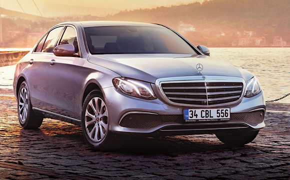 Mercedes-Benz Türk'te yeni yapılanma