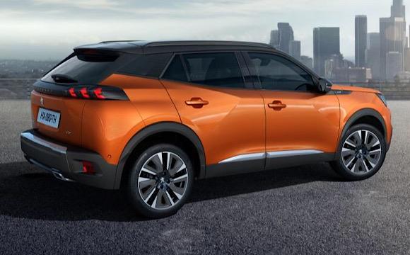 Yeni Peugeot 2008'in fiyatları açıklandı