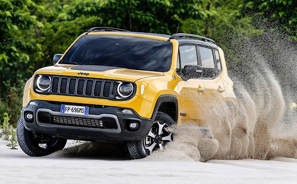 Jeep'in Renegade ve Compass modellerinde Şubat indirimi