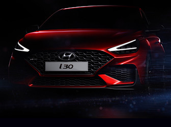 Yeni Hyundai i30 yüzünü gösterdi