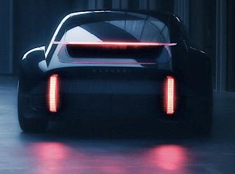 Hyundai'den tamamen elektrikli yeni bir konsept
