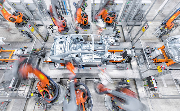 Audi'den sanal ve interaktif fabrika turu