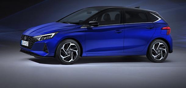 Yeni Hyundai i20'ye elektrik desteği