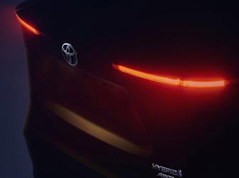 Toyota'nın küçük SUV modeli Cenevre'de tanıtılacak