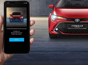 Toyota ve Yandex'ten ödüllü bir güvenli sürüş projesi