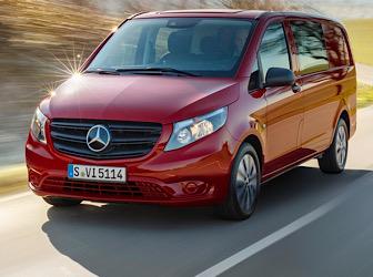 Yeni Mercedes-Benz Vito'da yeni nesil teknolojiler