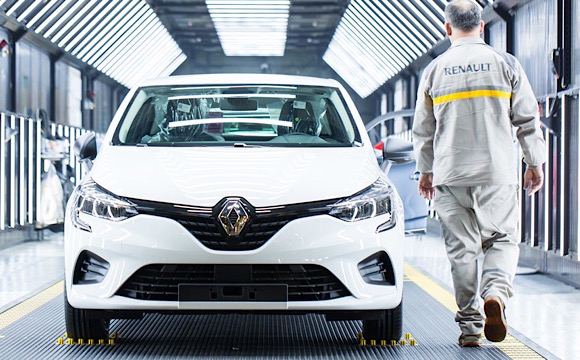 OYAK Renault da üretime ara verdi