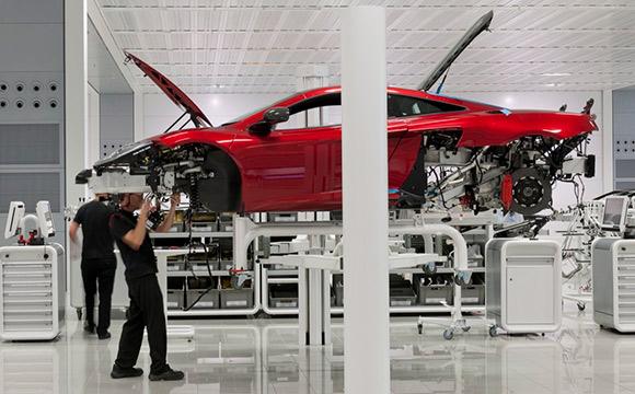 McLaren 1200 çalışanını işten çıkaracak
