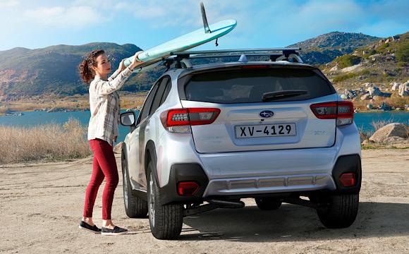 Subaru XV'de yeni özellikler...