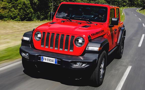 Yeni Jeep Wrangler Rubicon Türkiye'de...