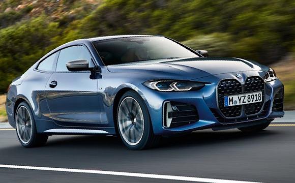 Konseptten gerçeğe; yeni BMW 4 Serisi Coupe