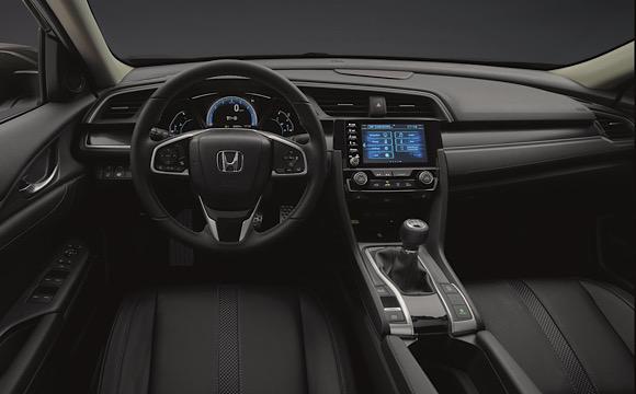 Honda'dan manuel şanzımanlı Civic Sedan fırsatı