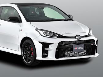 Toyota GR Yaris ürün gamını tanıttı