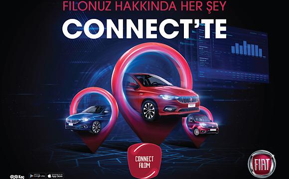 Fiat'tan filo yönetimine özel uygulama