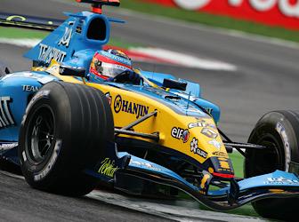 Fernando Alonso Renault DP World F1 Takımı'nda