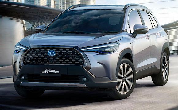 Toyota'nın ikinci Cross modeli hazır