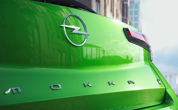 Opel'in logosu geleceğe hazır