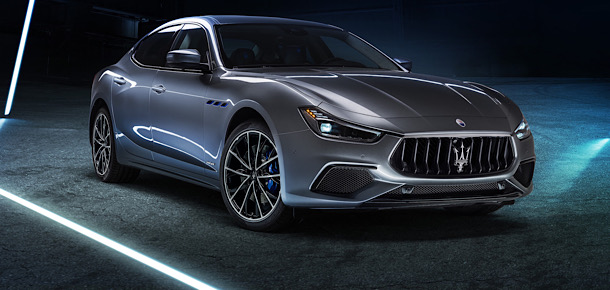 Elektrik destekli ilk Maserati modeli tanıtıldı