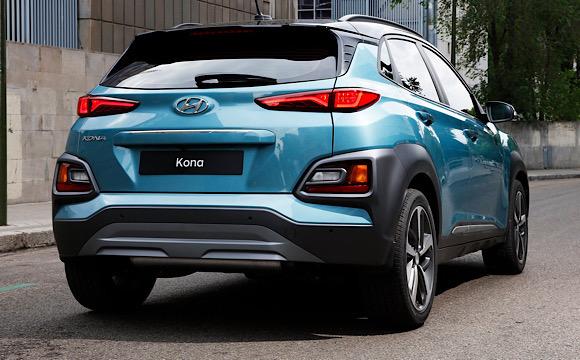 Hyundai KONA'da yeni bir donanım paketi