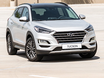 Hyundai Tucson'a yeni bir versiyon