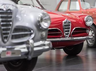 Alfa Romeo Müzesi kapılarını yeniden açıyor