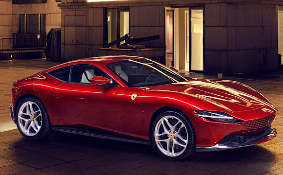Ferrari Roma Eylül'de Türkiye'de...