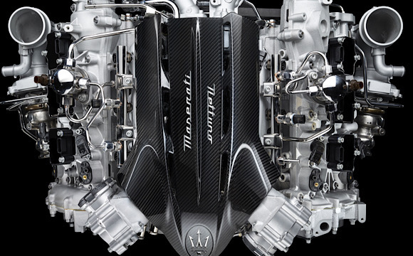 Maserati'den yeni bir performans motoru