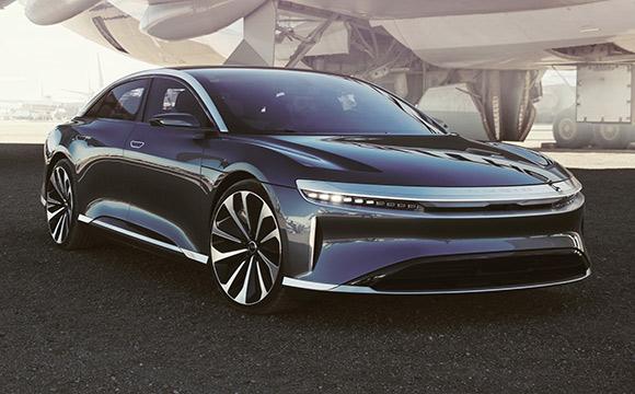 Lucid Air menzili ile Tesla Model S'i alt edebilir