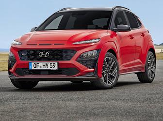 Makyajlı Hyundai KONA'da dikkat çeken yenilikler
